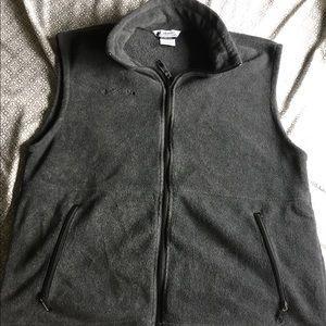 Men's Columbia vest ❄️